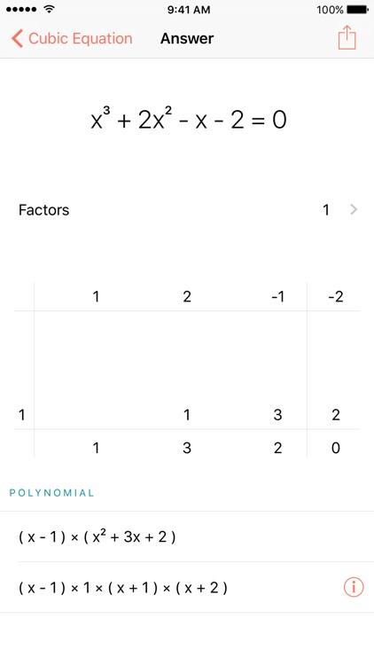 MathX – Calculator screenshot-4