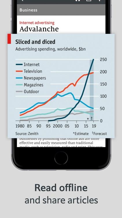 The Economist: US & World News screenshot-3