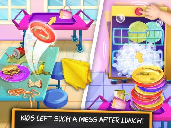 Sweet Baby Girl School Cleanup screenshot 10