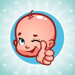Babymoji - Baby Expressions