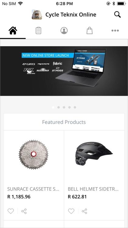 Cycle Teknix Online Shop