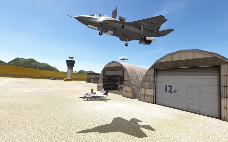 F18 Carrier Landing Lite screenshot 2