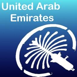 Aqua Map UAE - Marine GPS