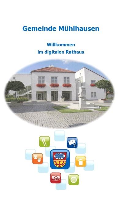 Gemeinde Mühlhausen Screenshot