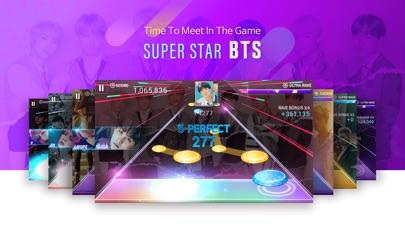 SuperStar BTS Screenshot 2