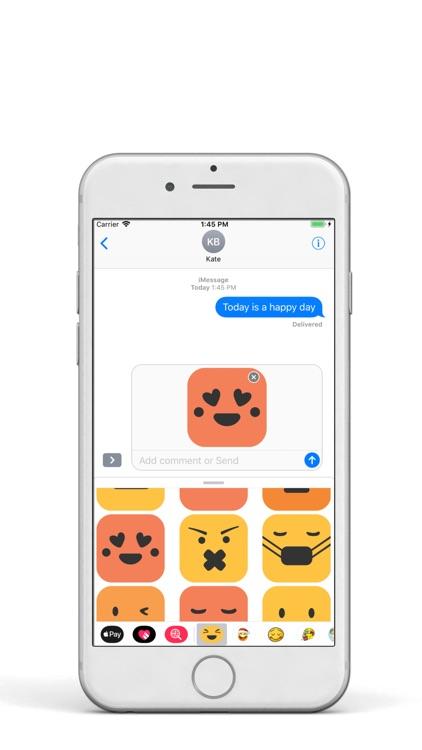 Funny Face Emoji Pack