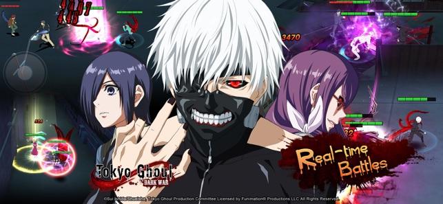 Tokyo Ghoul Dark War Im App Store