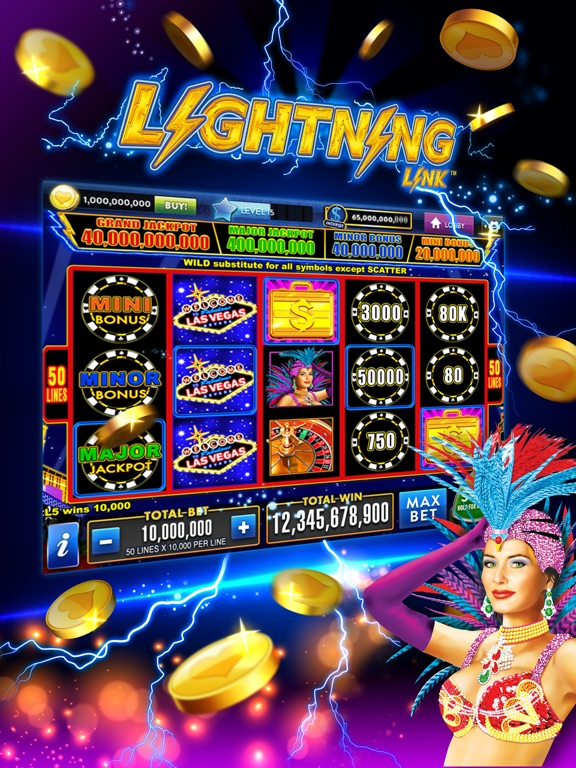 Heart of Vegas – Slots Casino iPad