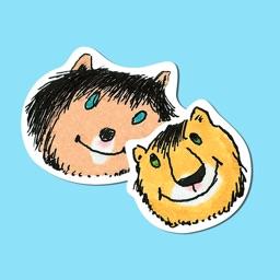 Janosch: Tiger, Bear & Co.