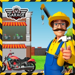 Build a Mechanic Shop Garage
