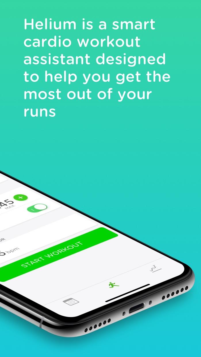 Helium Run Screenshot