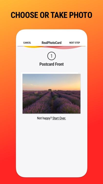 RealPhotoCard