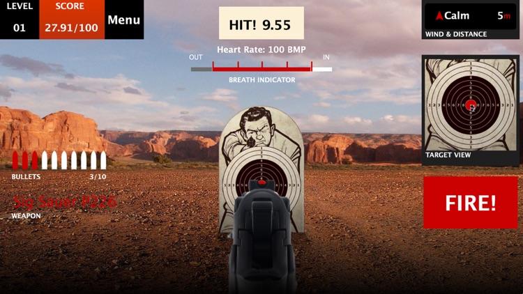 Canyon Shooting FPS Simulator screenshot-3