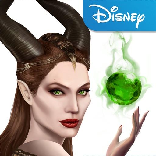 Maleficent Free Fall iOS App