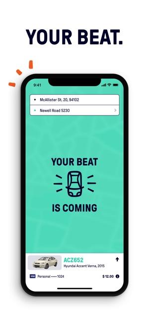 Beat - Ride app on the App Store