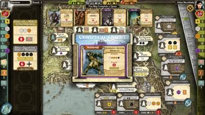 Screenshot #8 for D&D Lords of Waterdeep