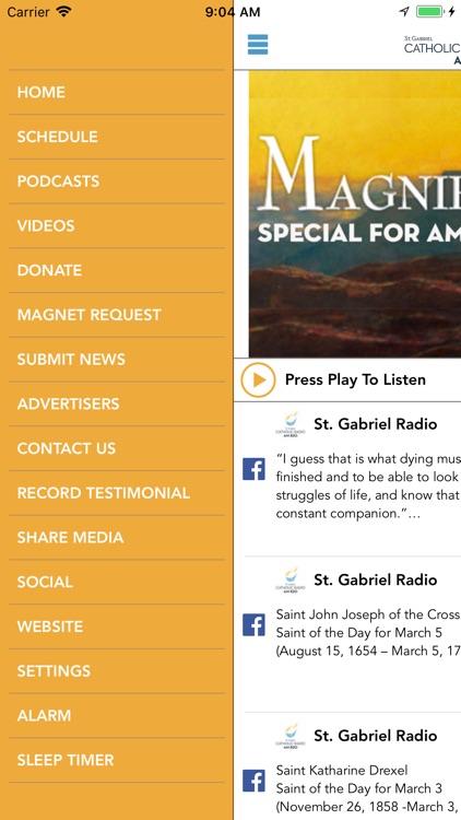 St. Gabriel Radio