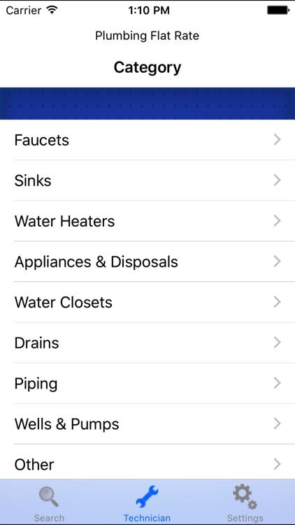 EC Plumbing Flat Rate screenshot-3