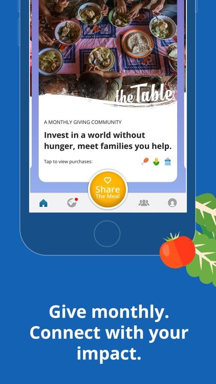 ShareTheMeal screenshot-4