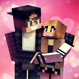 My Square Valentine: Girl Game