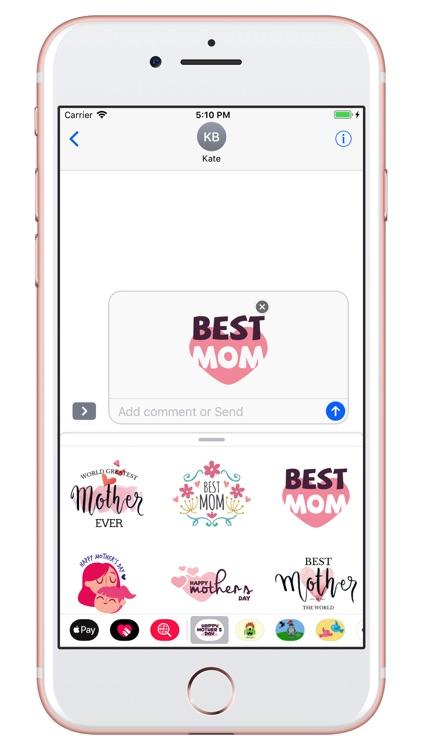 Happy Mother's Day - Love Mom screenshot-3