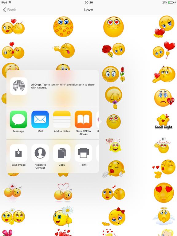Flirty Emoji Adult Icons by Mantong Gu (iOS, United States