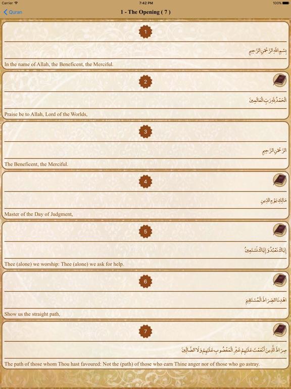 Bible Quran Link-Full Version Screenshots