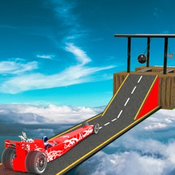 Drag Racing - Sky Stunt Track