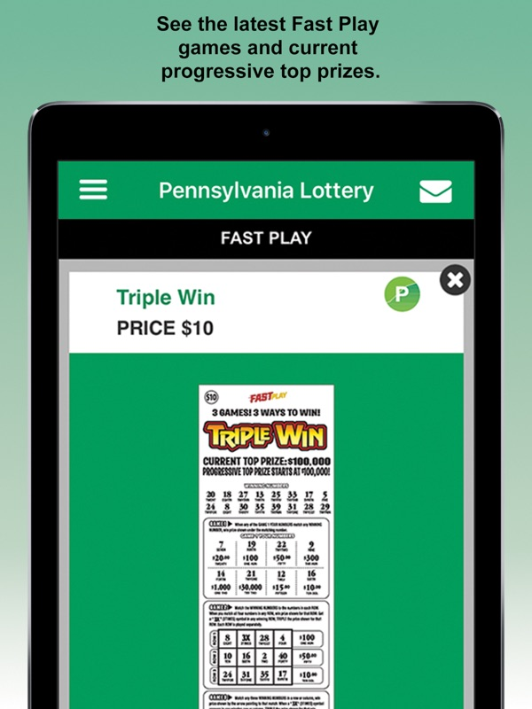 PA Lottery Official App - Online Game Hack and Cheat | Gehack com