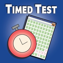 Timed Test for iPhone