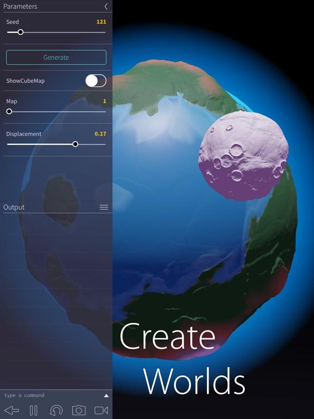 Codea Screenshot