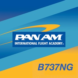 Pan Am 737NG Study App