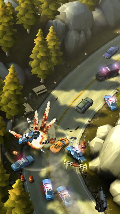 Smash Bandits Racing ScreenShot0