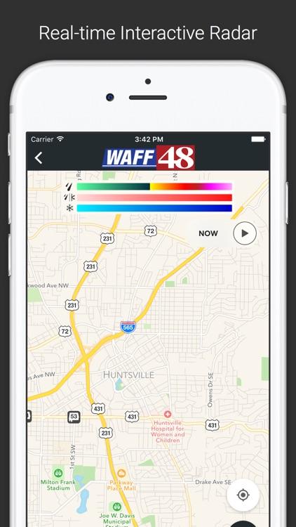 WAFF 48 Local News screenshot-3