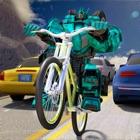 Robot biciclette Traffic Rider icon