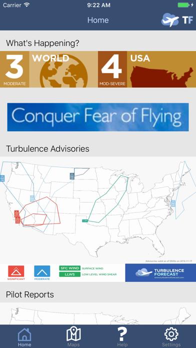 Turbulence Forecastのおすすめ画像1