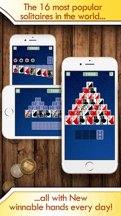 Solitaire Deluxe® 2: Card Game screenshot-3
