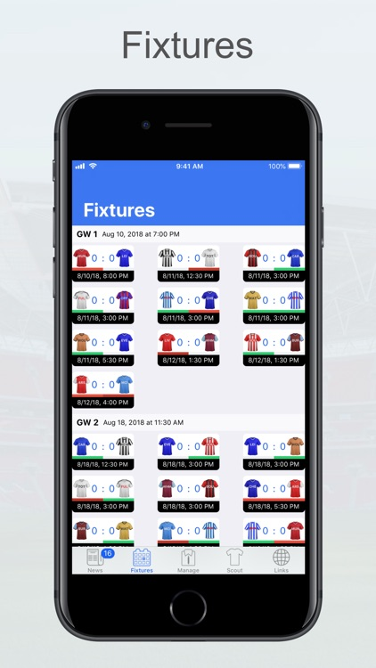 Fantasy Football Manager, Lite screenshot-5