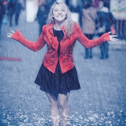 Rain Effect Photo Editor