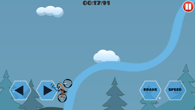 Crazy Mountain Bike screenshot-4