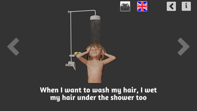 Screenshot #3 pour How to Wash Hair in a Shower