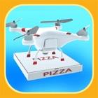 ドローン ピザデリバリー シミュレーター 3D icon