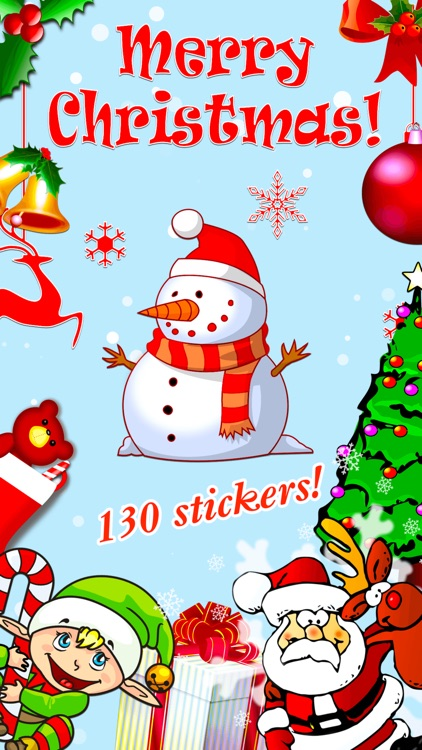 Merry Christmas • Stickers screenshot-0