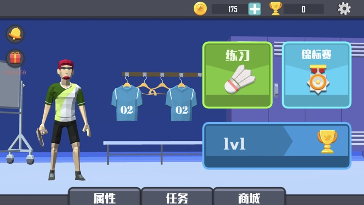 Badminton Mania