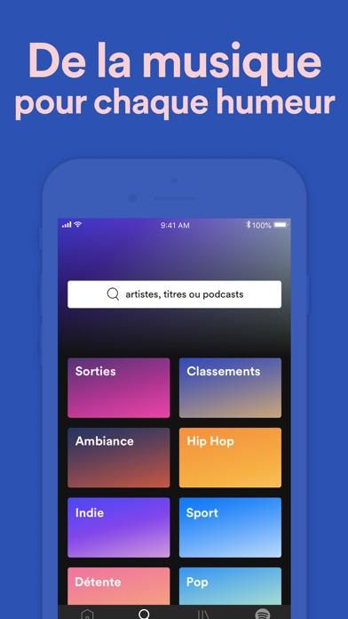 Spotify est disponible sur iPad-capture-5