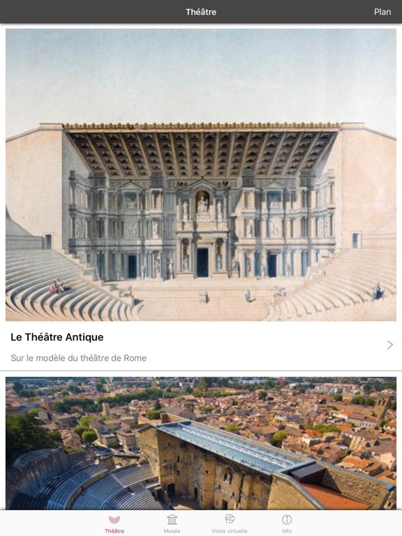 Screenshot #5 pour Théâtre et Musée d'Orange