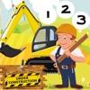 ABC&123建設ゲームの楽しみ!無料のキッズアプリ:綴り、カウント、 - iPhoneアプリ