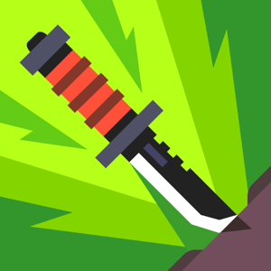 Flippy Knife Games app