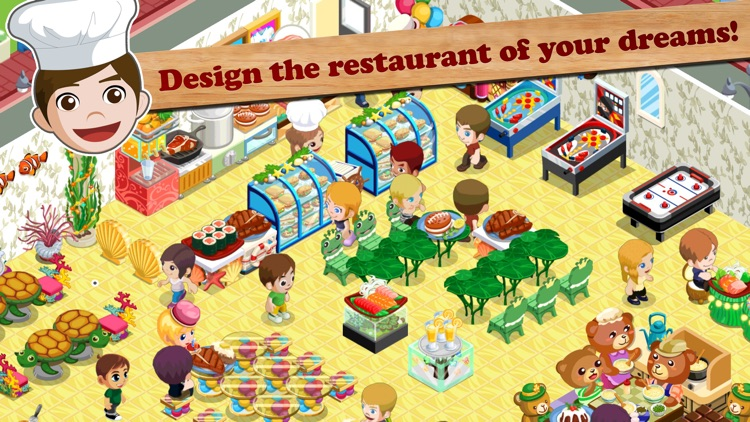 Restaurant Story screenshot-0
