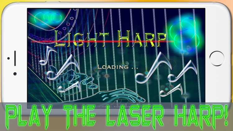 Laser Harp screenshot-0